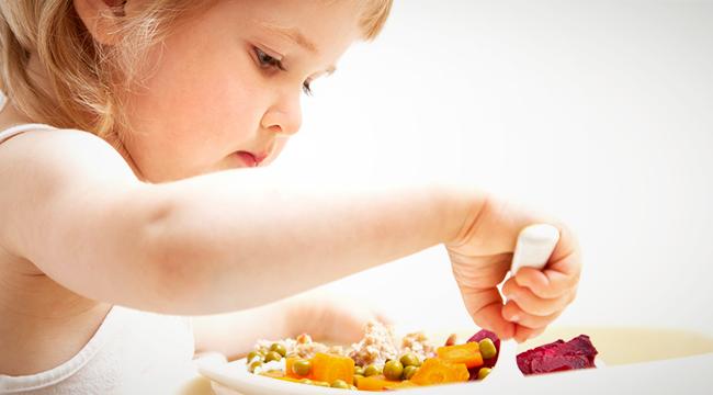 Como melhorar a alimentação do meu filho?